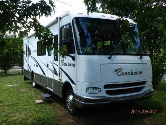 2003 Coachmen Mirada Class A Motorhome
