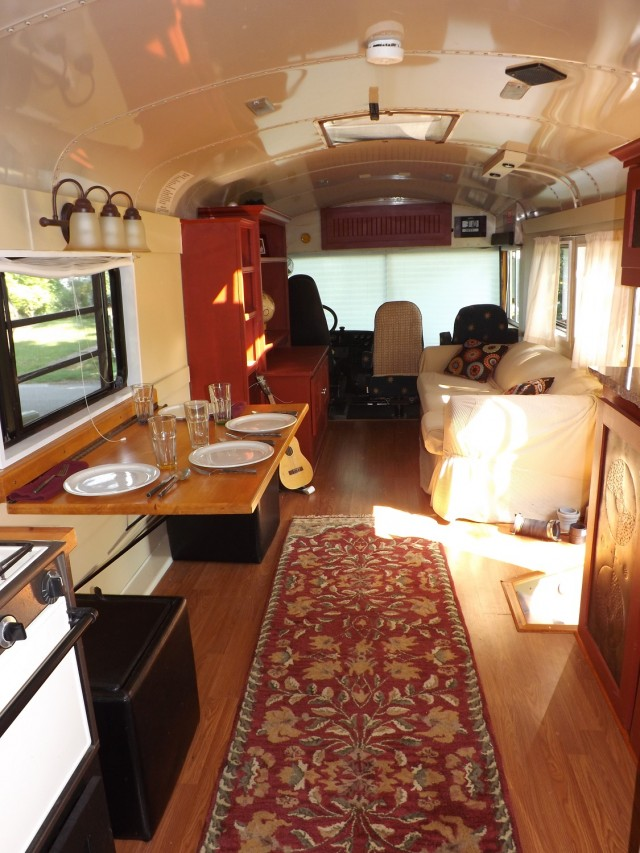 Clean Bus Conversion