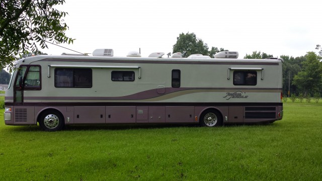 1996 American Eagle For Sale Class A Motorhome