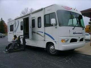 Rv wheelchair accessible motorhomes for sale rv wiring Handicapped accessible homes for sale