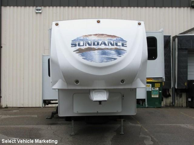 2010 Heartland RVs sundance