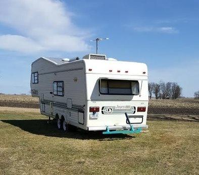 1988 Jayco Designer Series 30 Foot Camper For Sale In