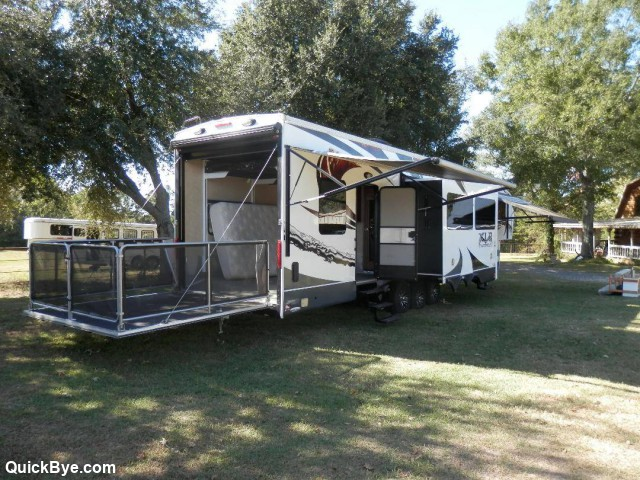 2012 Forest River model 386x12