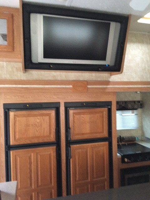 2009 Forest River Rv Cherokee Wolf Pack Sport 396wp Toy Hauler