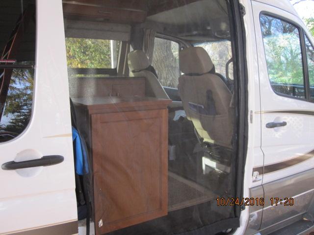 2012 Winnebago Era 170x Class B Motorhome