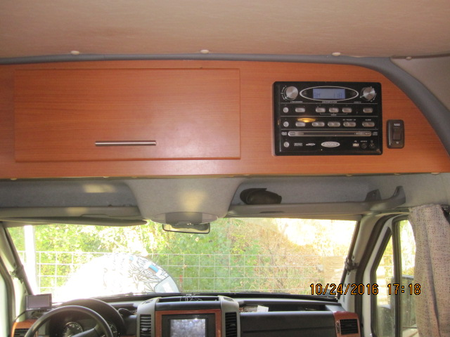 Rand Mcnally Gps >> 2012 Winnebago ERA 170X Class B Motorhome