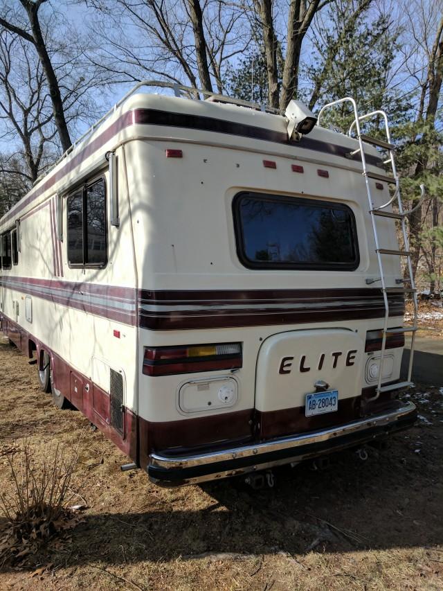 1987 Chevrolet Elite Class A Motorhome