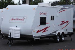 2008 Cruiser Rv Fun Finder X 240 Travel Trailer