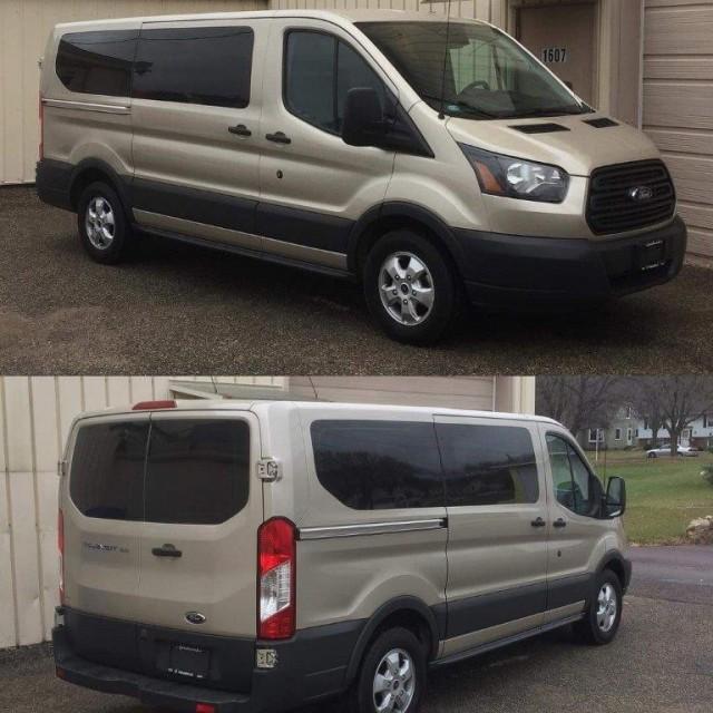 017 Campervan Ford Transit Campervan Low Mileage Warranty