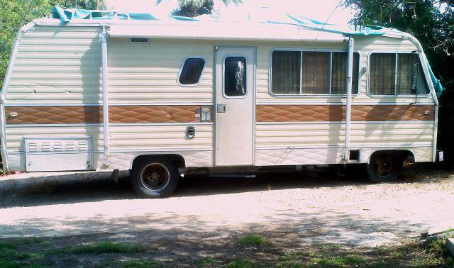 Manual 1976 Dodge Motorhome