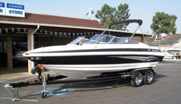 2008 Larson 228 Lxi V8 270 Hp Boat