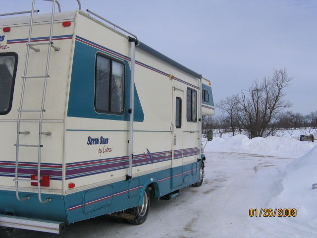 Popular 1994 Ford Gulf Stream Conquest Class C Motorhome