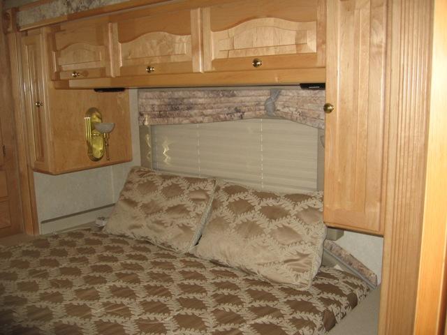 2003 Allegro Bus 3 Slides Fireplace Class A Motorhome