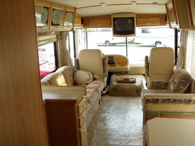 2001 Rexhall 29' American Clipper-Only 6300 miles!PRICE ...
