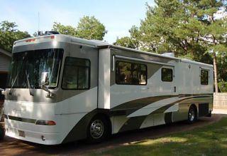 2000 Western Rv Alpine Coach Le Class A Motorhome
