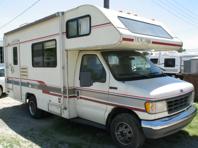 Perfect 1994 Winnebago Minnie Winnie 29WQ Class C Motorhome  EBay