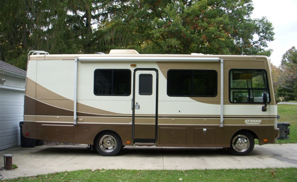 Beautiful MAGNUM Safari Velvet Ride With Airbags 1998  1999  By Western RV 2004 TC5301 TC35270 PEAK Alpine By Western RV With 1 34&quot Tie Rod 2000  2004 TC5301 TC35270 PEAK Alpine Limited By Western RV 2004 TC5301