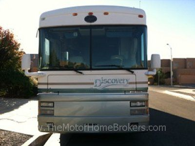 1999 Fleetwood Discovery 34 Diesel Pusher Class A Motorhome