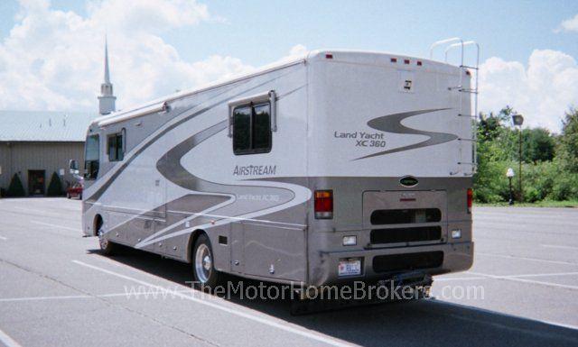 Diesel Pusher Motorhomes For Sale >> 2001 Airstream Land Yacht 360 XC Diesel Pusher Class A Motorhome