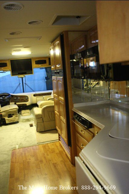 2003 Newmar Mountain Aire 35 W 2 Slide Outs Class A Motorhome
