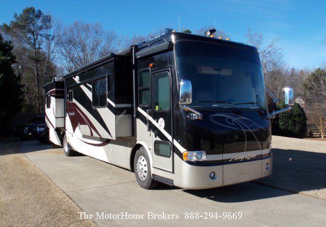 2008 Tiffin Allegro Bus 40 Qsp W 4 Slide Outs Class A