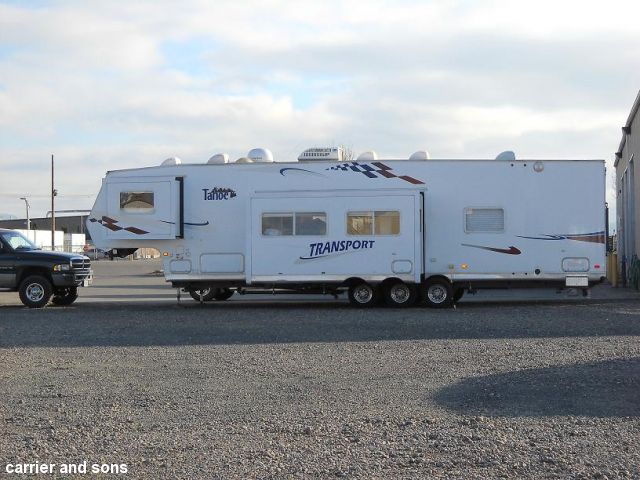 Toy Haulers For Sale Eugene Or >> 2006 Thor tahoe transport