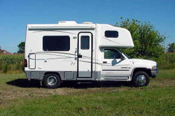2010 Sprinter Diesel Motorhome 65 900 Class C Motorhome