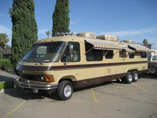 VWVortex com - Speaking of RVs, is the Revcon (and the GMC Motorhome