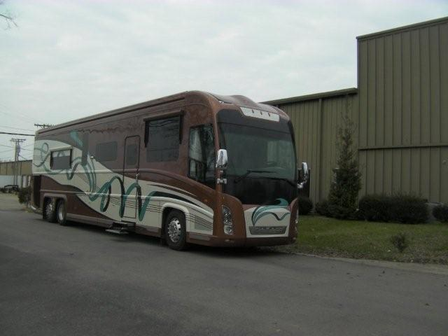 Amazing 1993 Newell Luxury Coach For Sale
