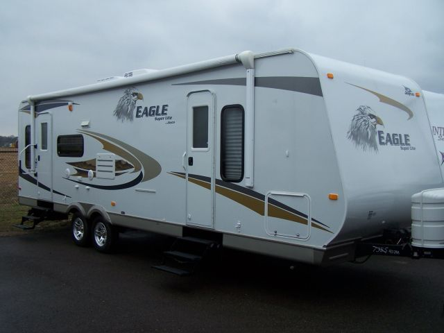 Perfect 1998 Jayco Eagle Bunkhouse Travel Trailer For Sale In