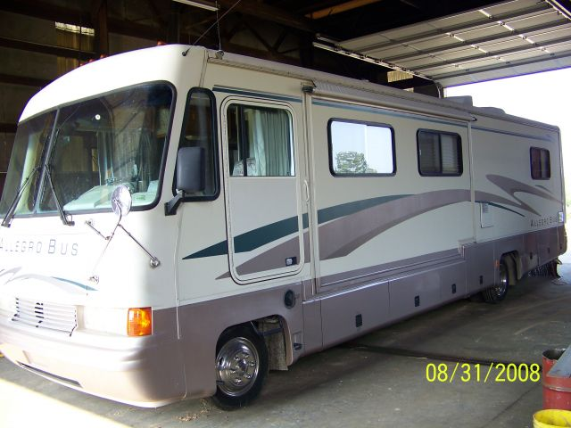 1996 Tiffin Allegro Bus Motor Home Class A Motorhome