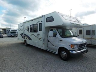 2001 Four Winds Fun Mover 31c Toy Hauler Motorhome