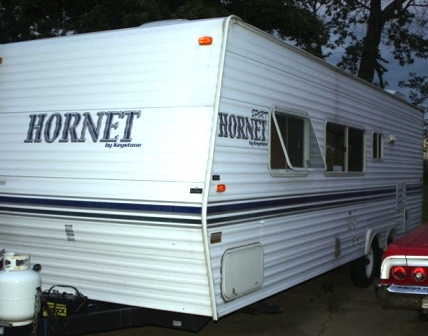 2003 Keystone hornet owners Manual