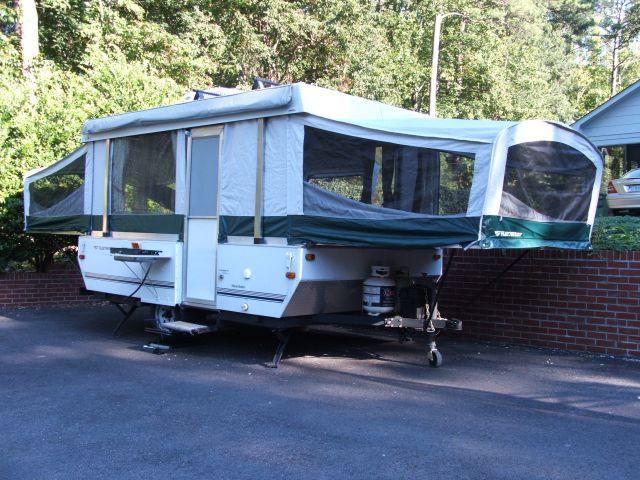 2008 Fleetwood Westlake Pop Up 7300 Popup Camper
