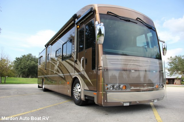 05 Fleetwood American Coach Eagle Triple Slide Diesel