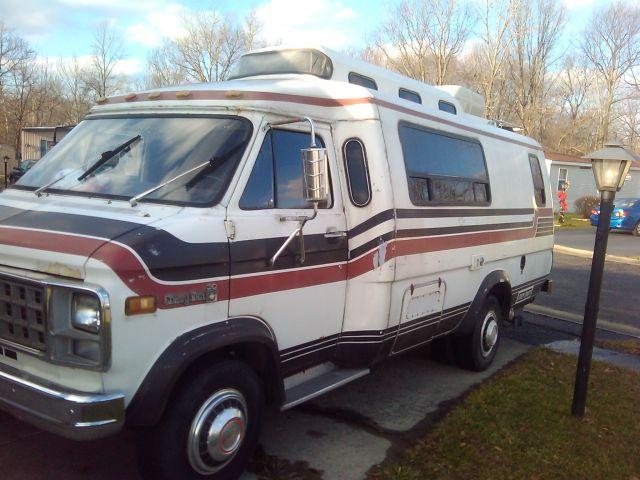 1982 Chevy Camper Van Conversion
