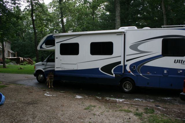 2003 Gulf Stream Ultra Supreme 32ft, 1 slide, low miles ...