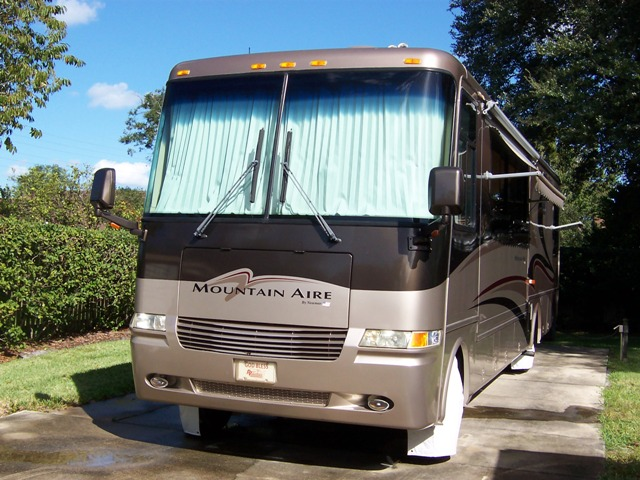 2004 Newmar Mountain Aire In Florida Class A Motorhome