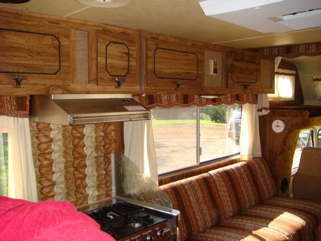 SUPER CLEAN 1979 Rockwood 22ft Class C 22k original miles ...