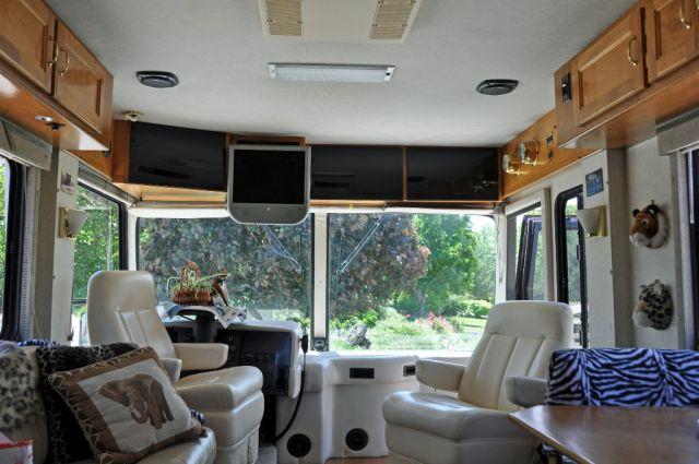 1996 Safari Sahara 30 U0026 39  Diesel Class A Motorhome Class A