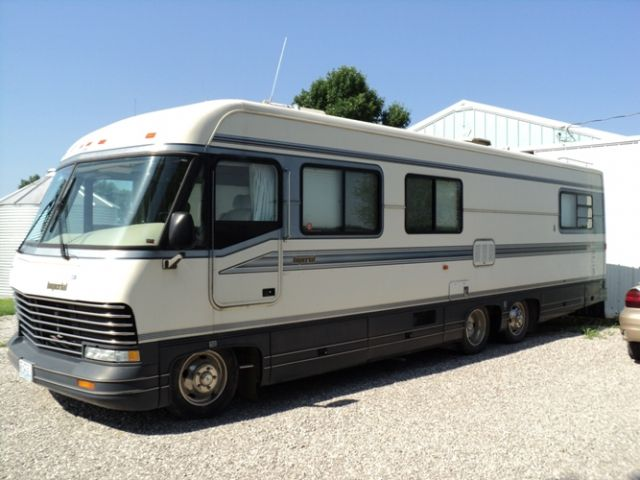 1991 HOLIDAY RAMBLER IMPERIAL 34' Class A Motorhome