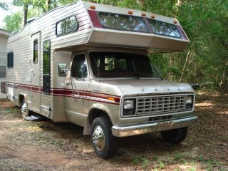23 ft Ford Class C Motor Home Class C Motorhome
