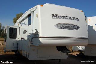 2007 Montana Mountaineer Fifth Wheel