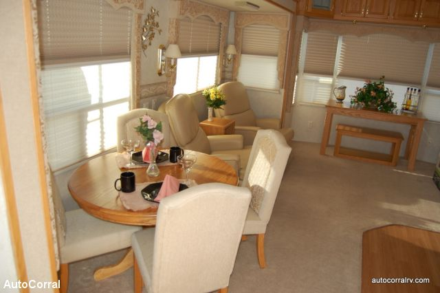 High End Luxury 5th Wheel Fifth Wheel