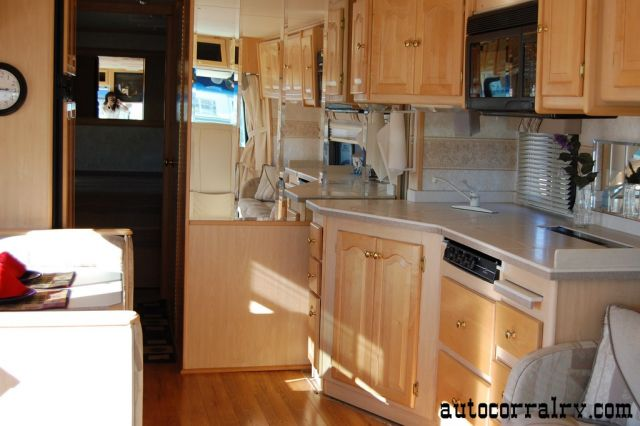 Gorgeous Allegro Bay By Tiffin Beautiful Inside And Out