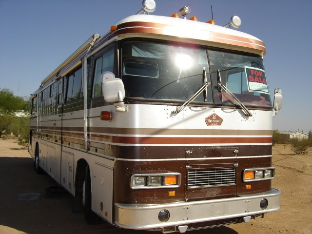 1982 newell 38ft classic class a motorhome for Classic motor homes for sale
