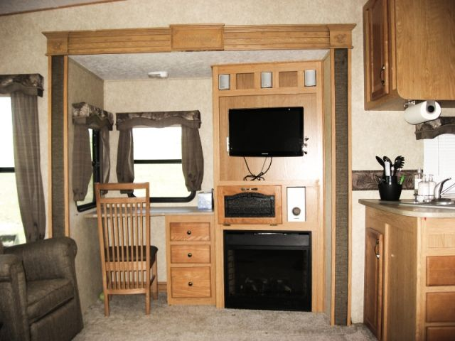 2008 Sandpiper By Forest River 37 5th Wheel Fifth Wheel