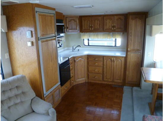 1995 Travel Supreme Rk Ss A Fifth Wheel