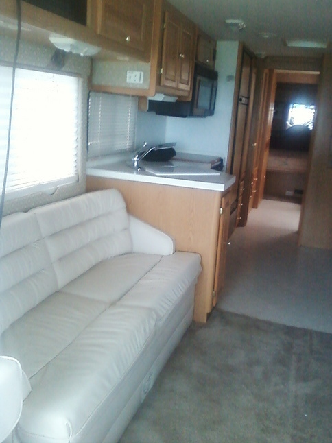 Satellite Tv For Rv >> 1998 Tiffin Allegro Bay Diesel Pusher Class A Motorhome