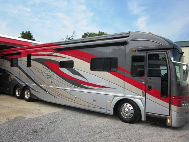 2008 American Eagle 45 D In Tennessee Class A Motorhome